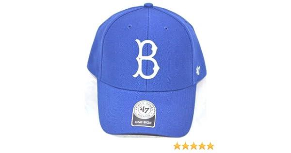super popular 8b7de 8abd2 ... mlb 47 mvp cap texas rangers hats honorable 7f609 05c34  ireland amazon  brooklyn dodgers blue adjustable cap sports outdoors adeff 97b3d