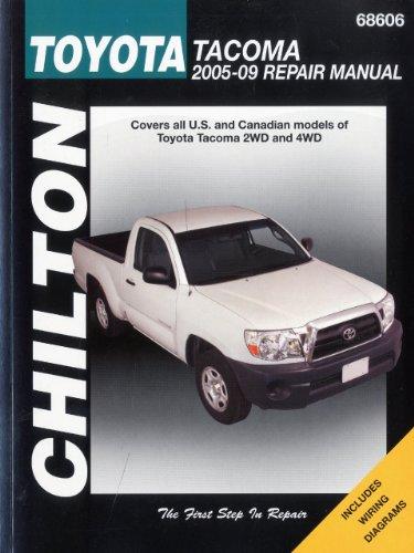 Toyota Tacoma 2005-2009 (Chilton's Total Car Care Repair Manuals)