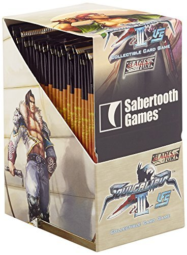 Ufs Booster Box (Universal Fighting System [UFS]: Soulcalibur III Blades of Fury Booster Box by Sabertooth Games)