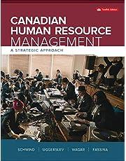 Canadian Human Resource Management