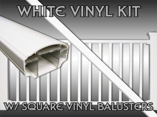 Review White 6'x36″ Residential Vinyl