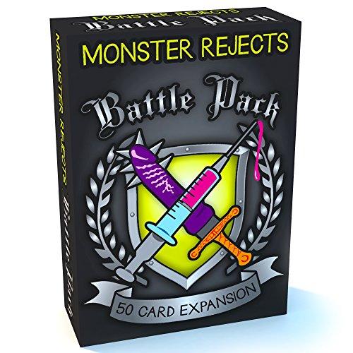 Monster Rejects  Battle Pack Expansion  Explicit Content