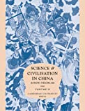 Image of 002: Science and Civilisation in China, Vol. 2, History of Scientific Thought
