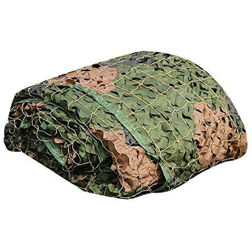 ATR Outdoor Jungle Denim Nylon Sunscreen net, 150 g/l, Customizable Size (Color: Green, Size: 5 x 8 m)