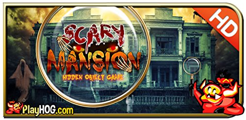 Scary Mansion - Hidden Object Game [Download]