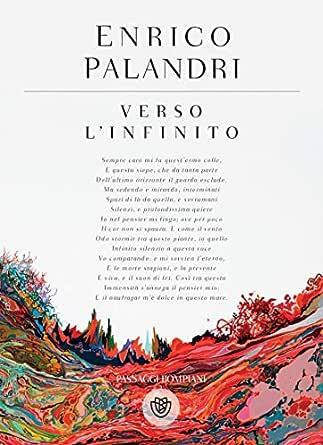 Verso linfinito (Italian Edition) eBook: Enrico Palandri: Amazon ...