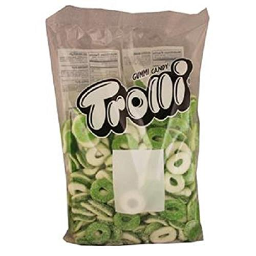 - Product Of Trolli, Gummi Apple-O S - Bag, Count 1 - Sugar Candy / Grab Varieties & Flavors