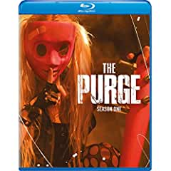 The Purge: Season One arrives on Blu-ray and DVD January 8 from Universal Studios