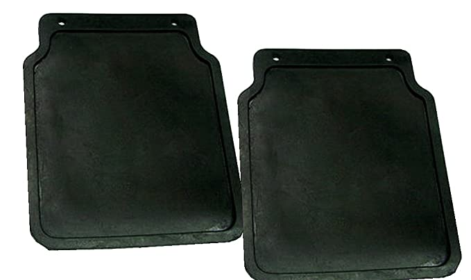 SMALL Mudflaps Mud Flaps splash Guards Pair front Rear 9X12 INC MF-OS