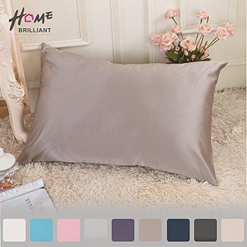 Pillow Protector Breathable Hypoallergenic Case Hidden Closure Standard