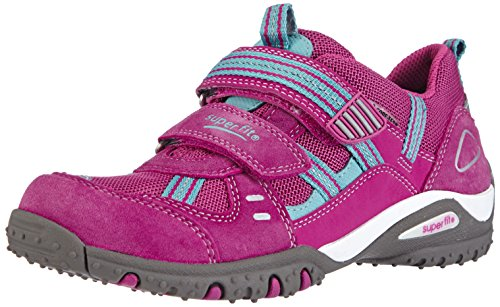 Superfit SPORT4 Mädchen Sneakers Pink (DAHLIA 73)