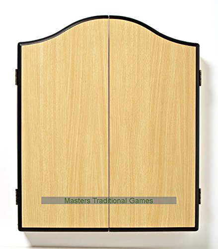 Winmau Beech Finish Darts Cabinet
