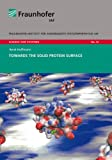 Towards the Solid Protein Surface : The Creation of a Protein-Mimetic Diamond Surface by Electrochemical Surface Termination, Hoffmann, Rene, 3839605784