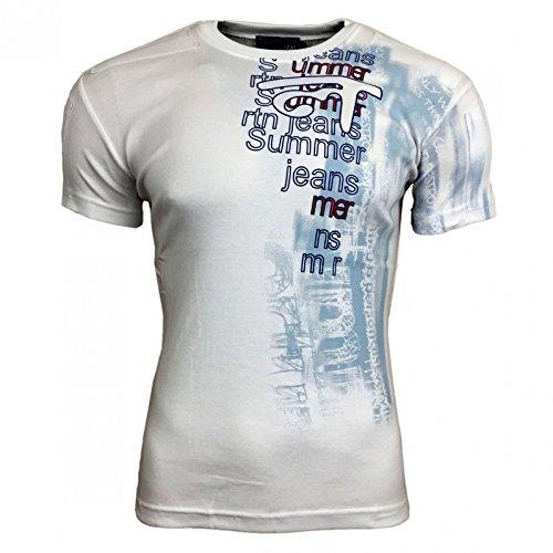 t shirt tshirt herren polohemd polo shirt hemd shirt t-shirt männer ARN1650, Größe:S, Farbe:Orange