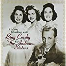 'A Merry Christmas with Bing Crosby & The Andrews Sisters' from the web at 'https://images-na.ssl-images-amazon.com/images/I/51FCoBJzUVL._SS135_SL160_.jpg'