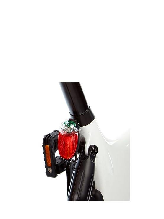 Commuter Pack GOCYCLE G3. Incluye: Kit de luces y guardabarros delantero y trasero.: Amazon.es: Deportes y aire libre