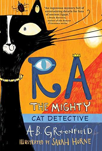 Ra the Mighty: Cat Detective (Cat Mummy)