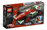 LEGO Disney Cars Exclusive Limited Edition Set #8678 Ultimate Build Francesco, Baby & Kids Zone