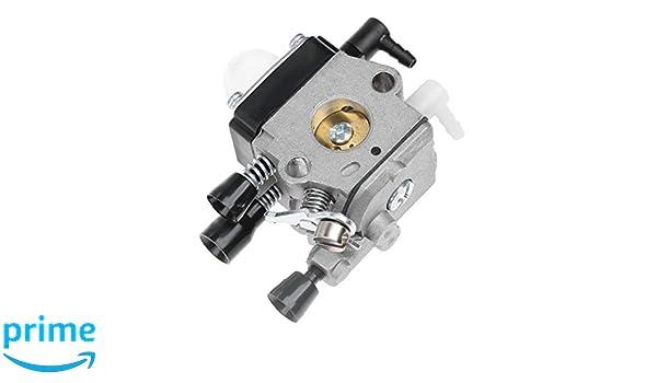 Reemplazar para carburador para STIHL FS38 HS45 FS45 FS46 FS55 OEM ...