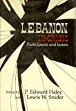 Lebanon in Crisis : Participants and Issues, , 0815622104
