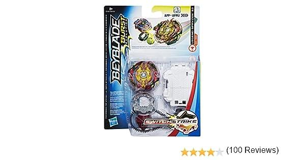 Beyblade – Juguete SST Pack Starter – spryzen S3, E1031: Amazon.es ...