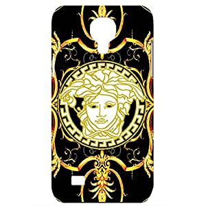Samsung Galaxy S4 Mini Phone Case Newest Fashionable Superior Cover Case 3D Hard Plastic Case Versace Logo Phone Case