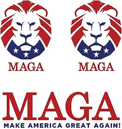 TRUMP PENCE MAKE AMERICA GREAT AGAIN MAGA BUMPER STICKER 2020