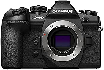 Refurb Olympus 20.4MP 4K UHD Mirrorless Camera Body