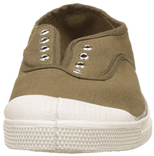 Vert Femme Baskets Bensimon kaki Elly Clair t4q5z58w