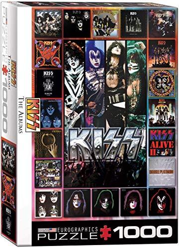 (KISS The Albums 1000-Piece)