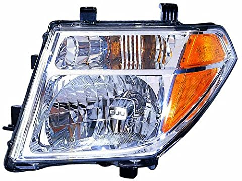 Depo 315-1159R-AC Nissan Frontier/Pathfinder Passenger Side Replacement Headlight Assembly - Nissan Frontier Headlight Replacement