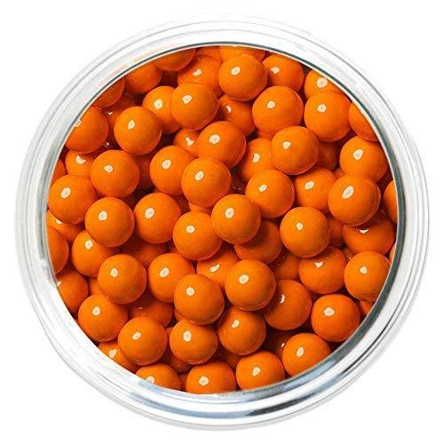 Sixlets Chocolate Balls Orange 2 Pounds]()