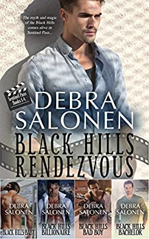 Black Hills Rendezvous Boxed Set:  Black Hills Rendezvous , Volume 1 (Books 1-4) by [Salonen, Debra]