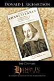 The Complete Henry IV, Part One, Donald J. Richardson, 1496907140