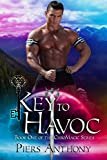 Key To Havoc (Chromagic Book 1)