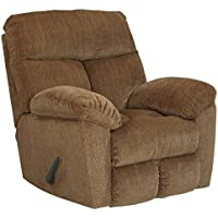 Signature Design by Ashley 9790325 Hector Recliner, Caramel