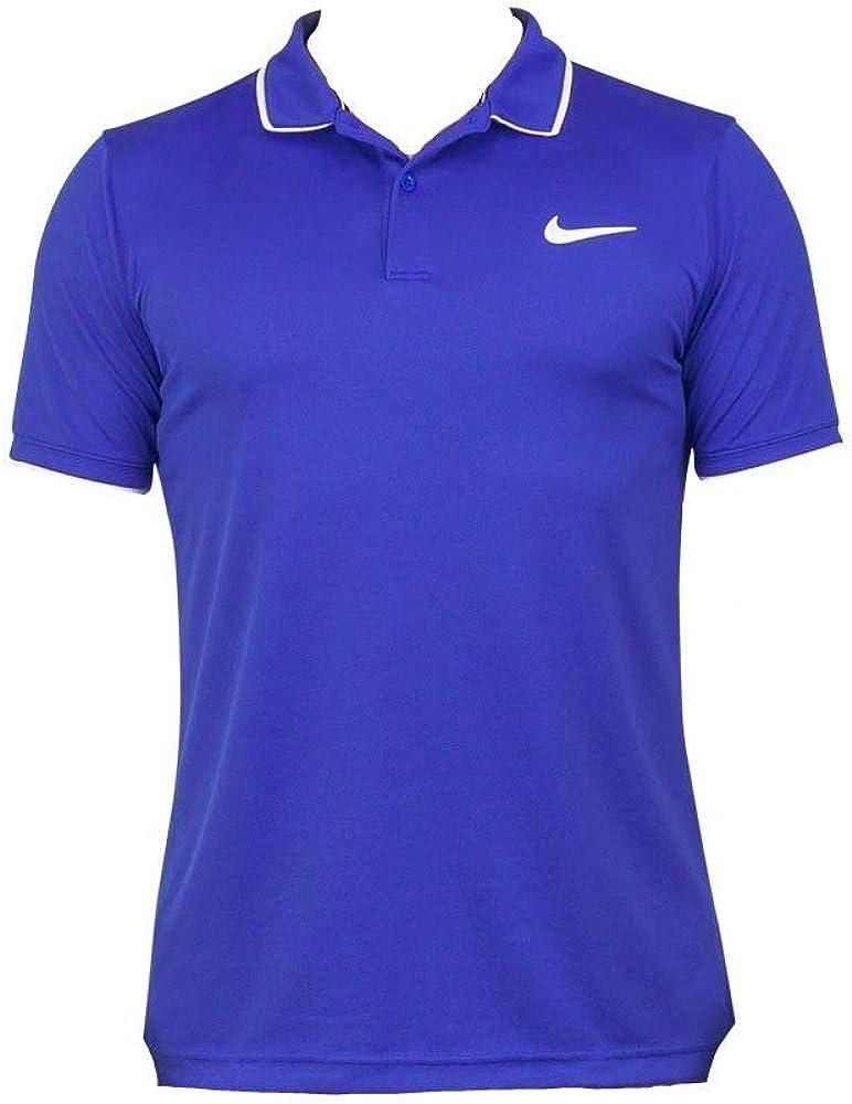 NIKE M Nkct Dry Polo Team Camiseta, Hombre