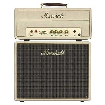MARSHALL HOT COUTURE CUSTOM HALFSTACK - Amplificador con efectos (cabezal con válvulas)