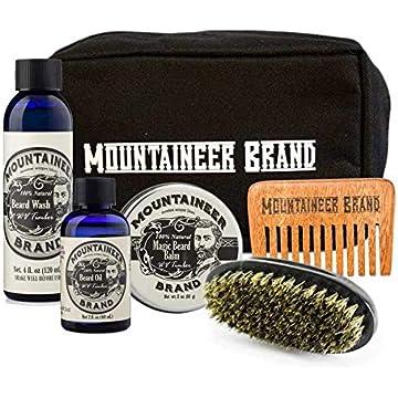 mini Mountaineering Brand Beard