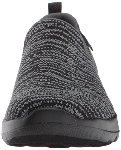Skechers Women's Go Joy 15602 Walking Shoe Black/Gray outlet fake xHHgn5SJ