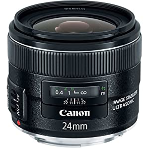Canon EF 24mm f/2.8 IS USM Wide Angle Lens - Fixed