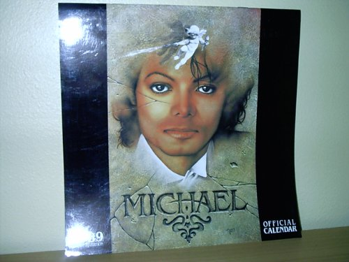 The 1989 Michael Jackson Official Calendar (Jackson Calendar Michael Official)