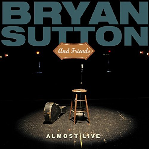 Almost Live by SUTTON,BRYAN