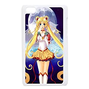Sailor Moon iPod Touch 4 Case White OQR