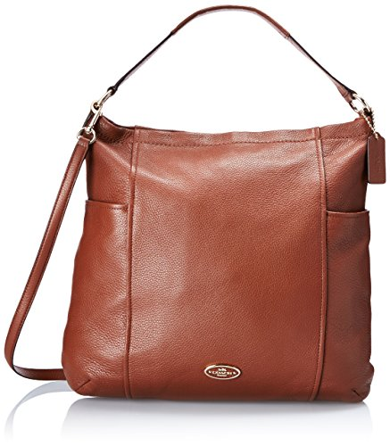 Coach Gallery Saddle Leather 33436