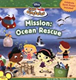 Ocean Rescue, Disney Book Group Staff, 1423116852