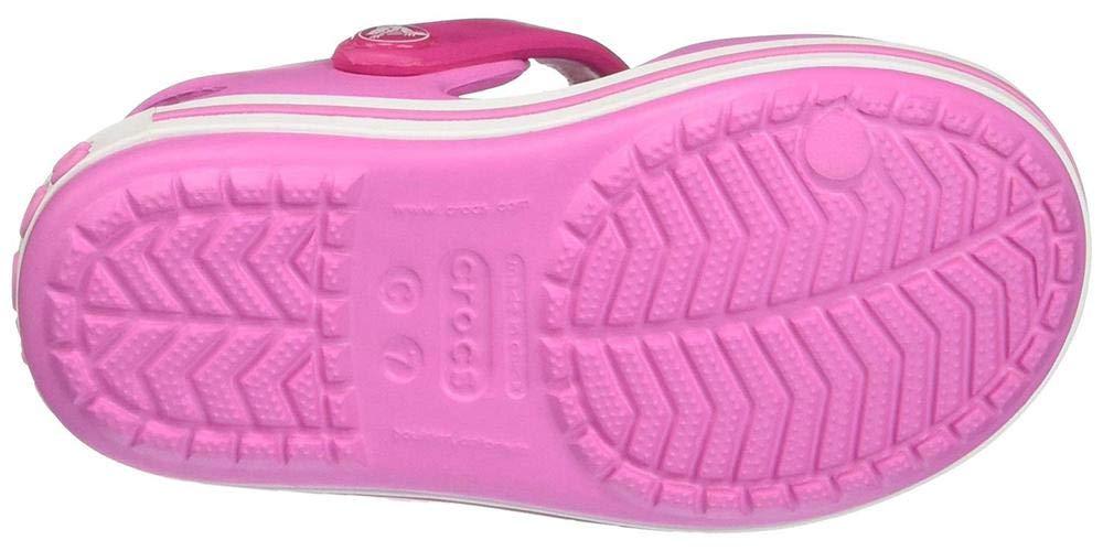Crocs Crocband  Fun Lab   Light-Up Clog, Pink, C6 M US Toddler by Crocs (Image #12)