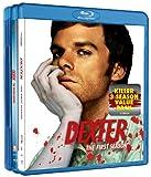 Dexter: Seasons 1-3 [Blu-ray]