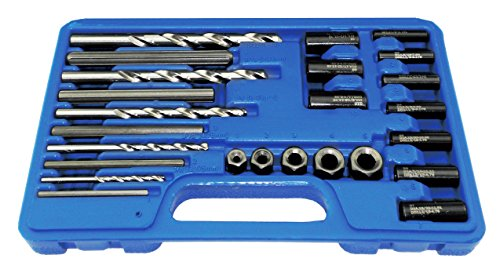 (Astro 9447 Screw Extractor/Drill and Guide Set, 25-Piece)