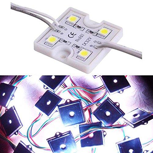 5050 smd led module white - 8